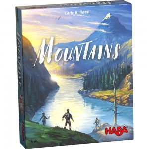 Haba: Mountains - bordspel