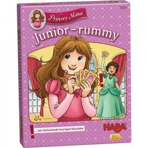 Haba: Prinses Mina Junior-rummy - kinderspel