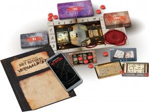 escape tales het ritueel escape room spel
