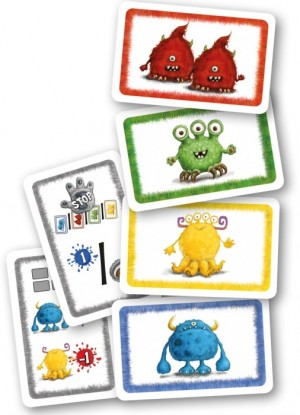 monstermania kaartspel 999 games monster mania spel