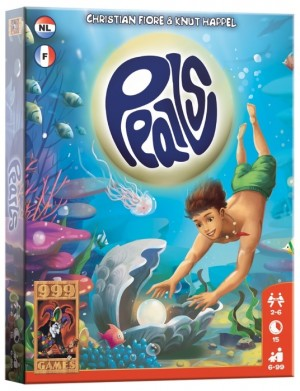 999 Games: Pearls - kaartspel