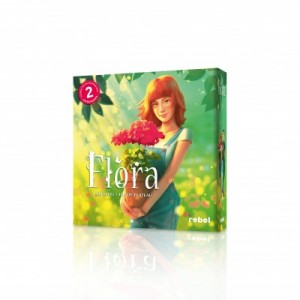 Rebel: Flora - 2 persoonsspel