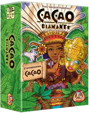 White Goblin Games: Cacao uitbr. Diamante - bordspel