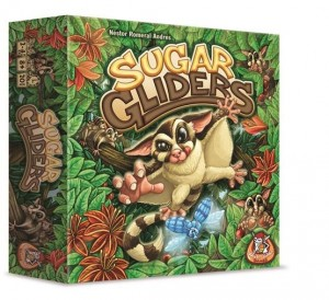 White Goblin Games: Sugar Gliders - bordspel