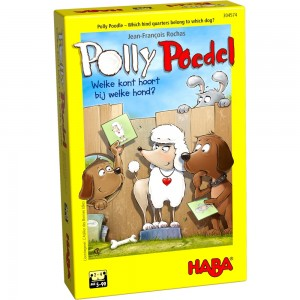 Haba: Polly Poedel - kinderspel