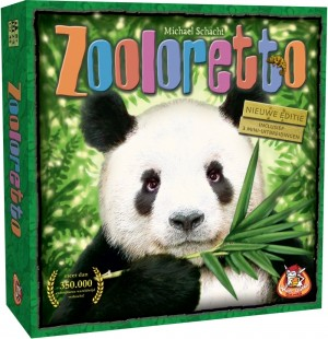White Goblin Games: Zooloretto - bordspel