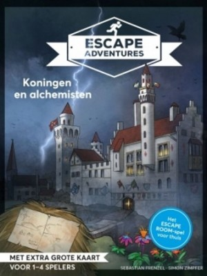 Escape Adventures: Koningen en Alchemisten - escape spel