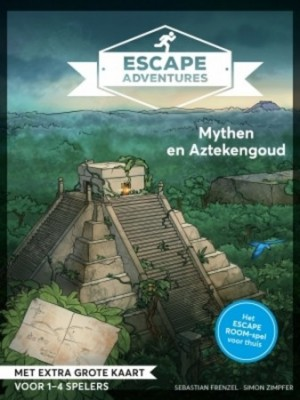 Escape Adventures: Mythen en Aztekengoud - escape spel