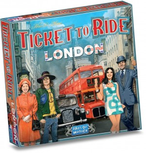 Days of Wonder: Ticket to Ride London - bordspel