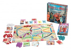 ticket to ride london bordspel days of wonder reisspel