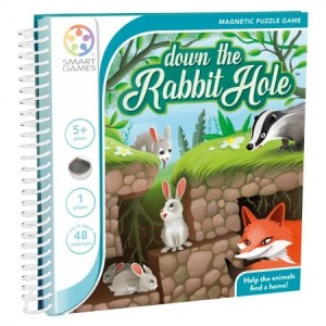 Smart Games: Down The Rabbit Hole - reisspel
