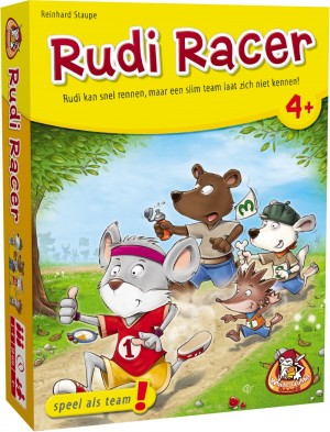 White Goblin Games: Rudi Racer - kinderspel