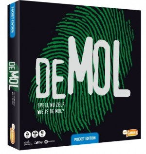 Just Formats: Wie is de Mol Reiseditie - reisspel