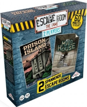 Identity Games: Escape Room The Game 2 spelers - escape spel