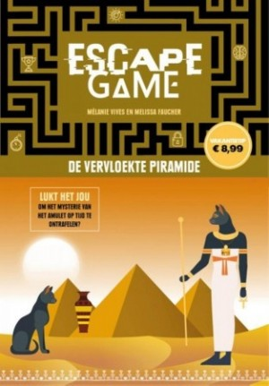 Escape Game De Vervloekte Piramide - escape room spel