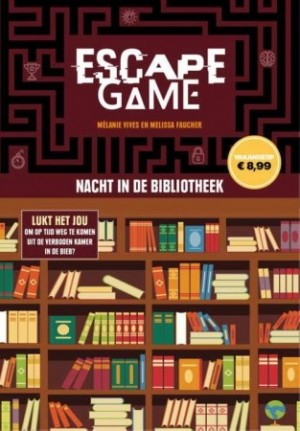 Escape Game Nacht in de Bibliotheek - escape room spel