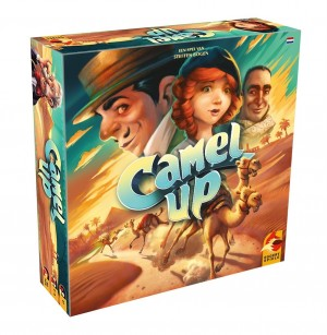 Camel Up - Nederlands bordspel