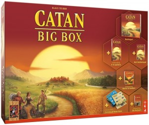 999 Games: Catan Big Box 2019 - bordspel