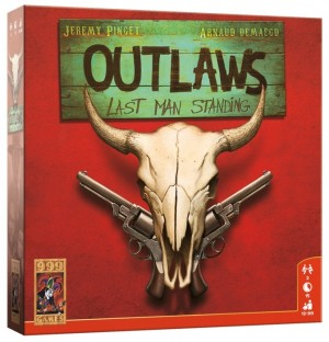 999 Games: Outlaws - bordspel