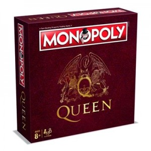 monopoly queen bordspel monopolyspel