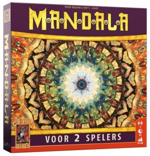 999 Games: Mandala - 2 spelersspel