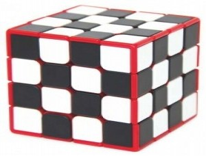 Recent Toys: Checker Cube - denkspel