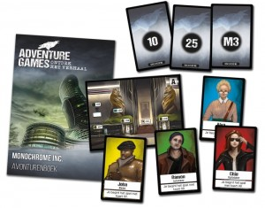 adventure games monochrome inc 999 games verhalenspel
