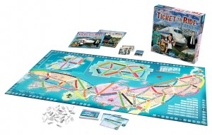 ticket to ride uitbreiding japan en italie bordspel