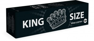 Repos Productions: King Size - 18+ spel