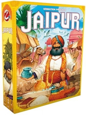 Space Cowboys: Jaipur - kaartspel