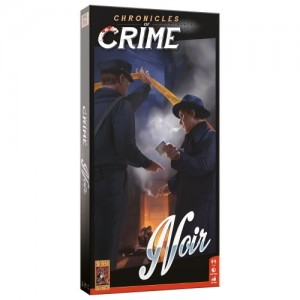 999 Games: Chronicles of Crime uitbr. Noir - actiespel