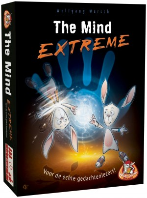 White Goblin Games: The Mind Extreme - kaartspel