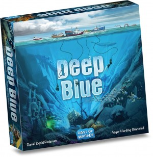 Days of Wonder: Deep Blue - Nederlandstalig bordspel