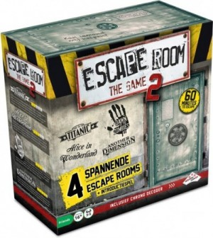 Identity Games: Escape Room The Game 2 - escape spel