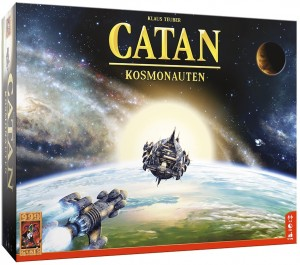 999 Games: Catan Kosmonauten - bordspel
