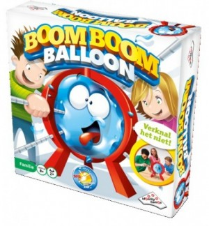 Identity Games: Boom Boom Balloon - kinderspel