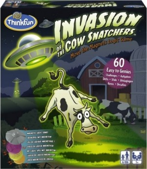 Thinkfun: Invasion of the Cow Snatchers - 1 spelerspel