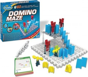 Thinkfun: Domino Maze - dominospel