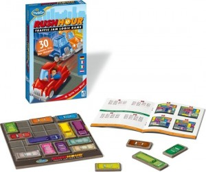 Thinkfun: Rush Hour Pocket - reisspel