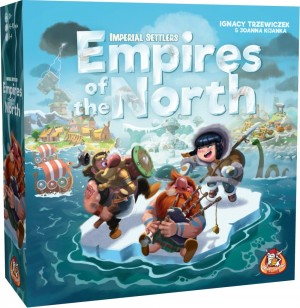 White Goblin Games: Empires of the North - bordspel