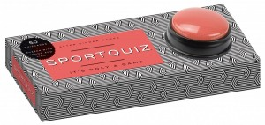 After Dinner Games: Popquiz Sport - partyspel