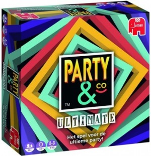 Jumbo: Party & Co Ultimate - partyspel