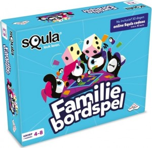 Identity Games: Squla Familie Bordspel - educatief kinderspel