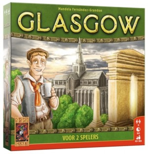 999 Games: Glasgow - bordspel