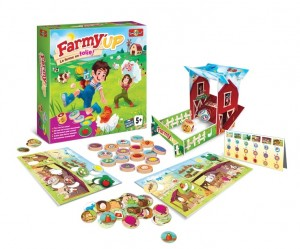 BioViva: Farmy Up - kinderspel