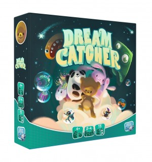 Space Cow: Dream Catcher - familiespel