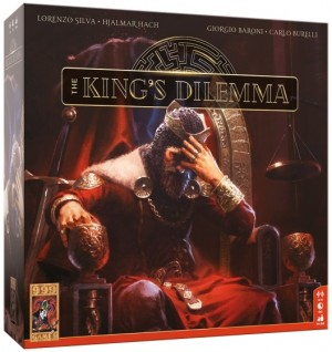 999 Games: The King's Dilemma - expert bordspel