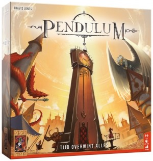 999 Games: Pendulum - bordspel