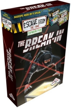 Identity Games: Escape Room the Game uitbr. The Break In