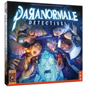 999 Games: Paranormale Detectives - partyspel
